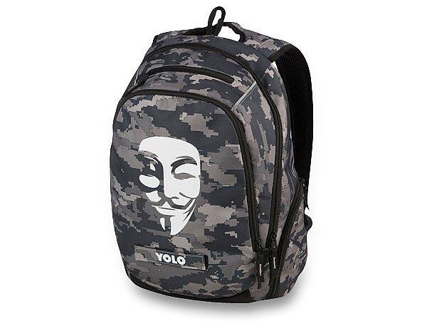 Školní batoh Walker Fun Anonymus 84e35dc01f