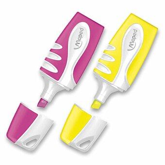Obrázek produktu Zvýrazňovač Maped Fluo Peps Pocket Soft - výběr barev