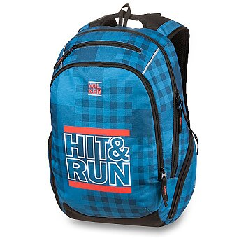 Obrázek produktu Školní batoh Walker Fun Hit&Run