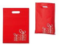 NERVA CHRISTMAS - taška znetkané textilie, výběr barev