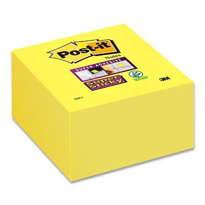 Obrázek produktu 3M Post-it 2028S Super Sticky - silně lepicí bloček - 76x76 mm, 350 l.