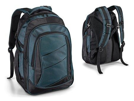 Obrázek produktu Polyesterový batoh na notebook modrý
