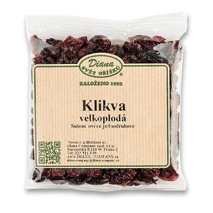 Obrázek produktu Diana - sušená klikva velkoplodá - brusinky, 100 g
