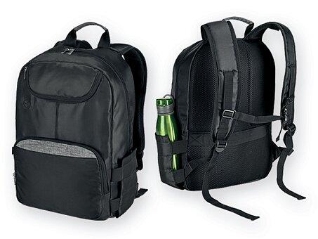 Obrázek produktu BRIDGE - polyesterový batoh na notebook - šedý