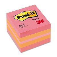 Samolepicí bloček 3M Post-it 2051L/2051P Duha