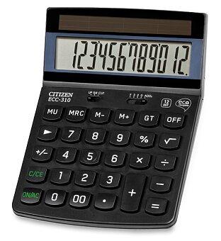 Obrázek produktu Stolní kalkulátor Citizen ECC-310