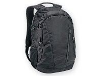 Batoh na notebook, žakár 840D - černý