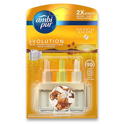Obrázek produktu Ambi Pur 3 Volution - náplň do el. osvěžovače vzduchu - Oriental Premium, 20 ml