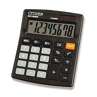 Kancelářský kalkulátor Citizen sDC-805BN