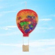 Letající balón - dekorace