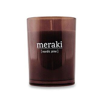 Obrázek produktu Přírodní vonná svíčka Meraki - výška 10,5 cm