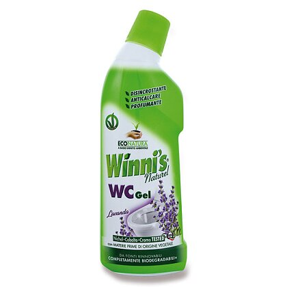 Obrázek produktu Winni's - wc gel - levandule, 750 ml