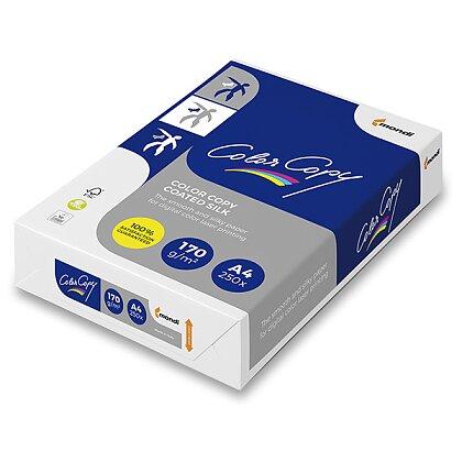 Obrázek produktu Color Copy Coated - speciální papír lesklý - A4, 170 g, 250 listů