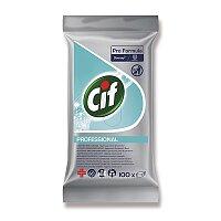 Čistící ubrousky Cif Pro Formula Multipurpose