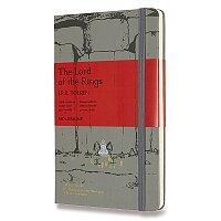 Zápisník Moleskine Lord Of Rings - tvrdé desky