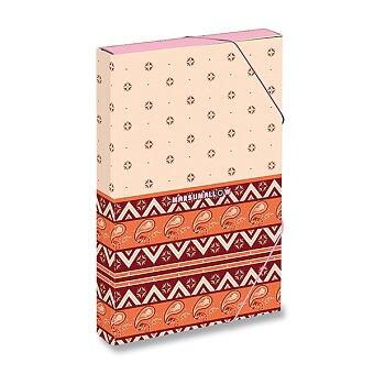 Obrázek produktu Kartonový box Ambar Marshmallow - A4, 40 mm, mix motivů