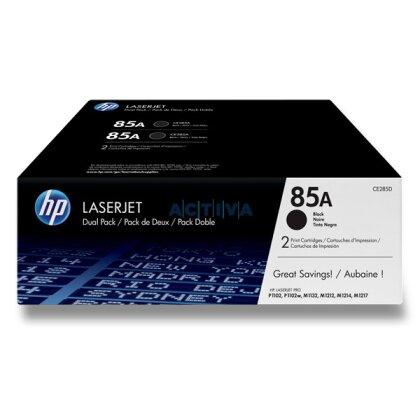 Obrázek produktu HP - toner CE285AD, dual pack pro laserové tiskárny