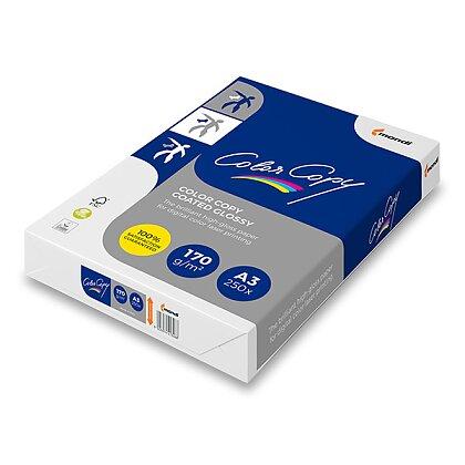 Obrázek produktu Color Copy Coated - speciální papír lesklý - A3, 170 g, 250 listů