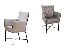 Židle s područkami Montis Geraldine
