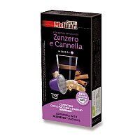 Kapsle do kávovaru Caffé Molinari Zenzero e Cannella