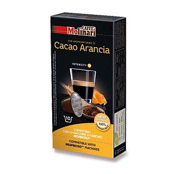 Obrázek produktu Kapsle do kávovaru Caffé Molinari Cacao Arancia - 10 kapslí