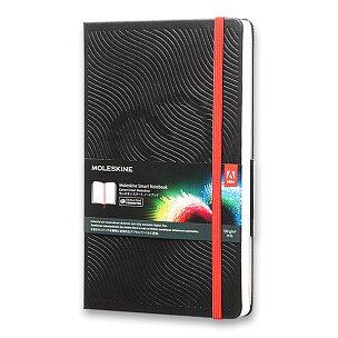 Zápisník MOLESKINE Smart Creative Cloud - tvrdé desky