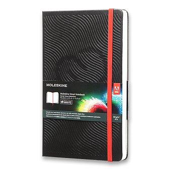 Obrázek produktu Zápisník MOLESKINE Creative Cloud - tvrdé desky - L, čistý, černý