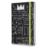 Zápisník Moleskine Basquiat - tvrdé desky