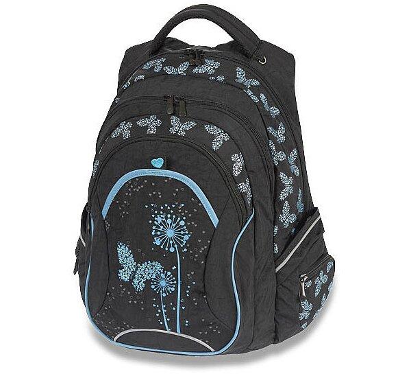Školní batoh Walker Fun Paradise - černý 12e4ef0705