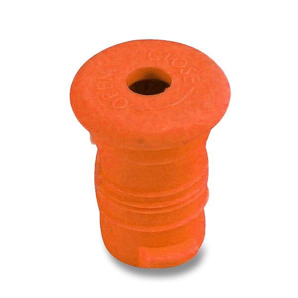 Zátka na Zdravou lahev oranžová