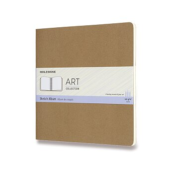 Obrázek produktu Skicář Moleskine Album - square, karton