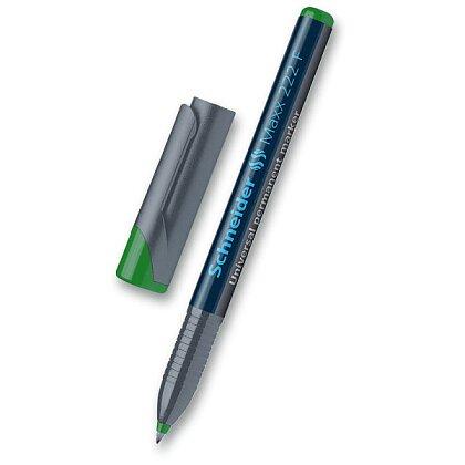 Obrázek produktu Schneider Maxx 222 F - permanentní popisovač - zelený