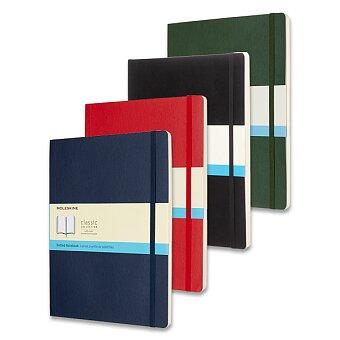 Obrázek produktu Zápisník Moleskine - měkké desky - XL, tečkovaný, výběr barev