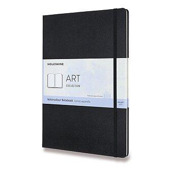 Obrázek produktu Skicář Moleskine Watercolour Notebook - A4, černý