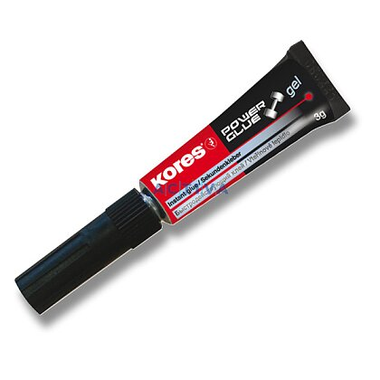 Product image Kores Power glue Gel - gel quick drying glue