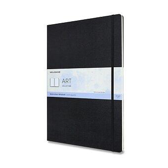 Obrázek produktu Skicář Moleskine Watercolour Notebook - A3, černý