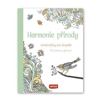 Obrázek produktu Harmonie přírody - omalovánky