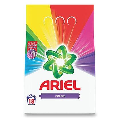 Obrázek produktu Ariel Color - prací prostředek - prášek, 18 dávek
