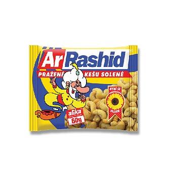 Obrázek produktu Slané kešu oříšky ArRashid - 60 g