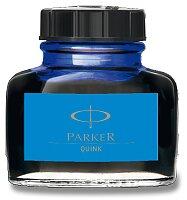 Lahvičkový inkoust Parker - omyvatelný