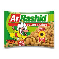 Solené arašídy ArRashid