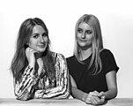 Foto designéra Signe Hytte a Kristina Kjær