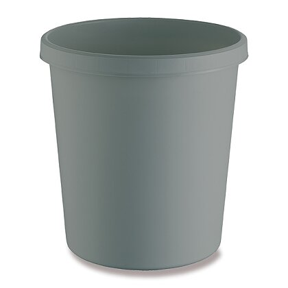Product image Helit The Green German - waste bin - l.gray