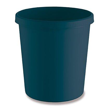 Product image Helit The Green German - waste bin - blue