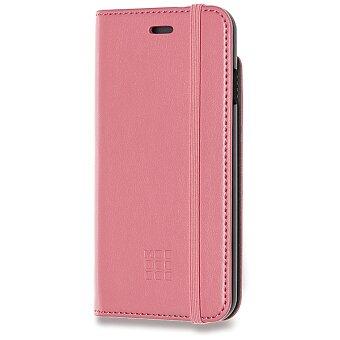 Obrázek produktu Otvírací pouzdro Moleskine na iPhone 6/6s/7/8 - růžové