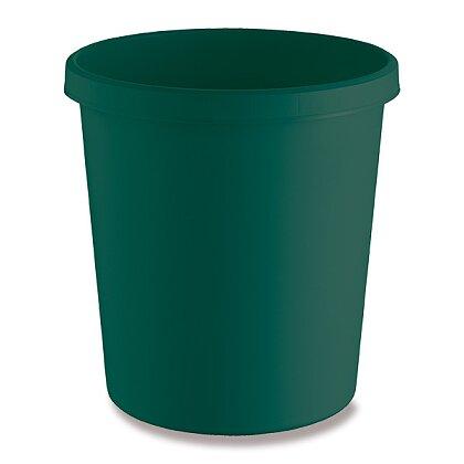 Product image Helit The Green German - waste bin - green