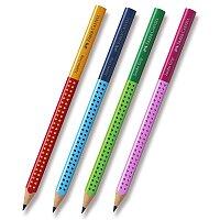 Grafitová tužka Faber-Castell Jumbo Grip Two Tone