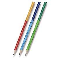 Grafitová tužka Faber-Castell Grip 2001 Two Tone
