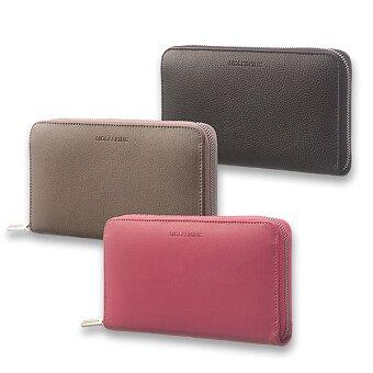 Obrázek produktu Peněženka Moleskine Lineage Leather Zip - růžová