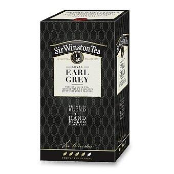 Obrázek produktu Černý čaj Sir Winston Tea Earl Grey - 20 sáčků